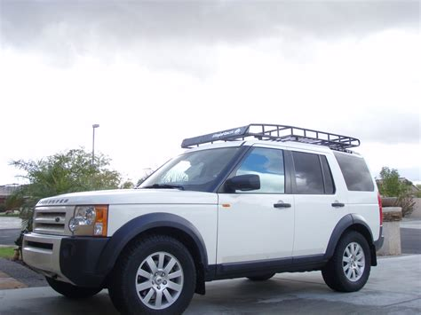 land rover lr3 white lr3 roof rack cosmecol