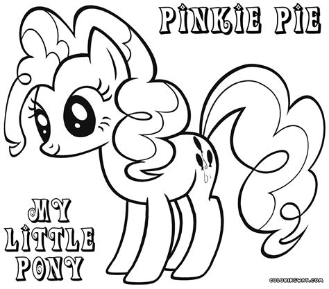 My Little Pony Coloring Pages Coloring Pages To Download My Pony Coloring Books