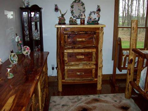 log home furnishings
