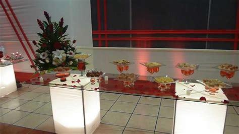 matrimonio decoracion mesa de buffet