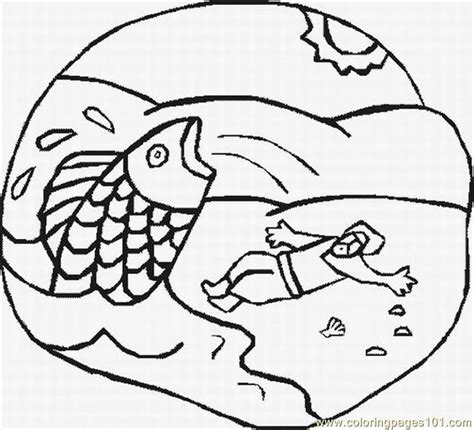 bible coloring pages fish coloring pages fish bible c lrg animals gt fishes free