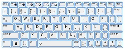 english us international keyboard layout olpc english non membrane keyboard olpc