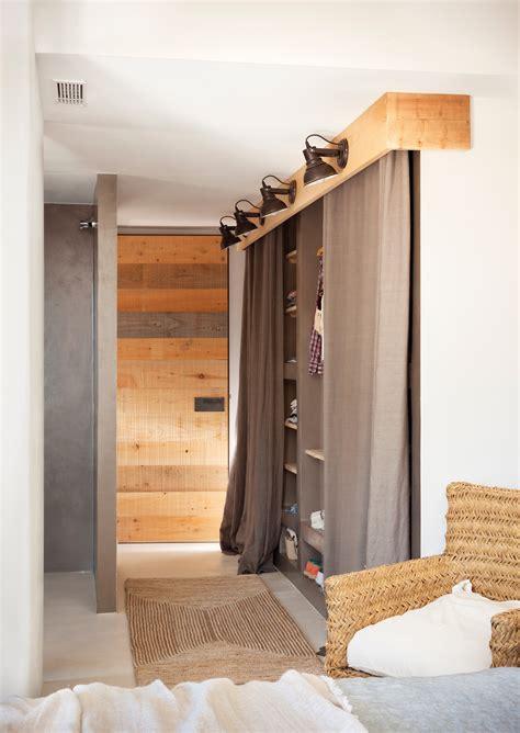 armarios con cortinas ideas de decoraci 243 n para conseguir la casa de tus sue 241 os