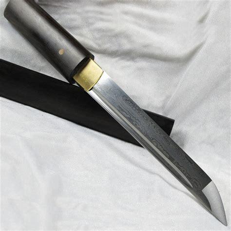 knife scabbard pattern japan katana sword pattern steel knife ebony scabbard