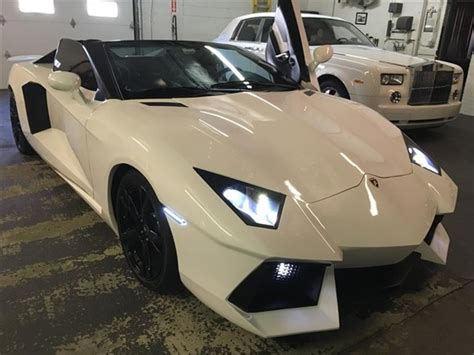 overkill lamborghini aventador replica for sale at