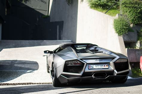 lamborghini reventon roadster rear angle; oct 31 15