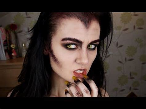 tutorial werewolf 17 best images about wolf face paint on pinterest wolf
