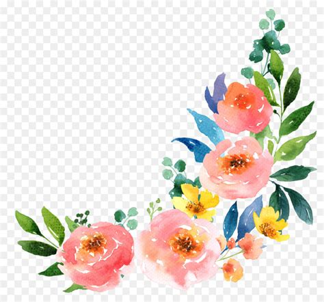water color flower paper watercolour flowers watercolor painting watercolor