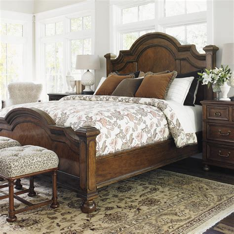 lexington furniture bedroom sets lexington coventry hills panel customizable bedroom set