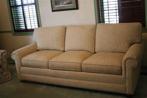 tan fabric sofa custom slipcovers by shelley navy tan herringbone couch