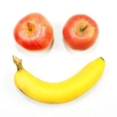 You Say Banana I Say Apple by Imagining An Apple Vs A Banana Whats In A Brain