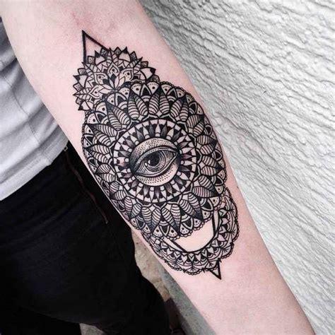 tattoo mandala eye inspiring mandala tattoo designs magical motifs and