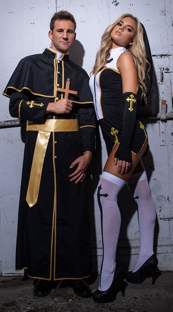 cunning congregation couples costume bad habit