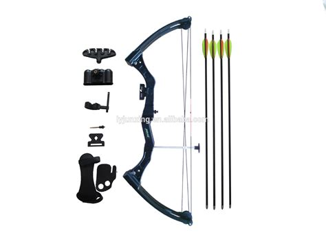 Junxing M115 Archery Kid Bow Black youth compound bow recurve bow archery