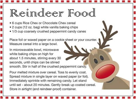 reindeer food craft project 51 best reindeer food etc images on reindeer