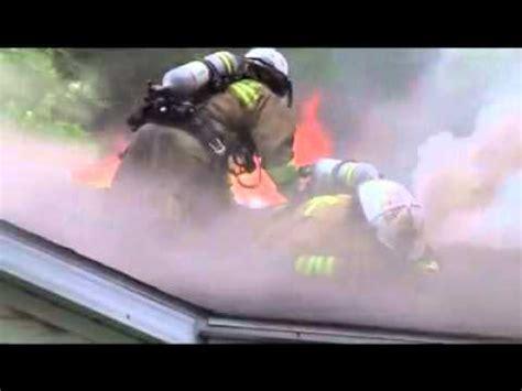 anaheim firefighter falls through roof firefighter call fall through roof