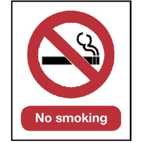 no smoking signs canada no smoking 8 5 quot x 11 quot rigid vinyl no smoking signs