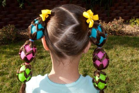diy crazy hairstyles diy little girls hairstyles