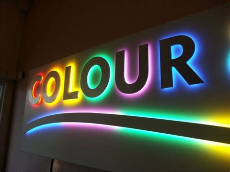 Led Lights For Outdoor Signs The Sign Gallery Experts Specialise In Light Box Signs Illuminated Signs Outdoor Signage And