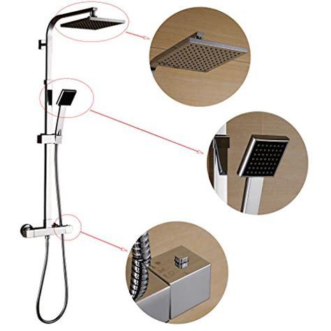 Wandhalterung Badezimmerarmaturen by Duschpaneel Duscharmatur Regendusche Duschsystem