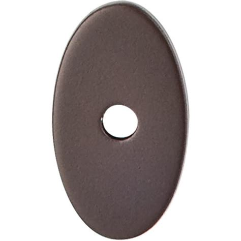 Cabinet Knob Backplates Rubbed Bronze by Top Knobs Decorative Hardware Tk58orb Knob Backplates