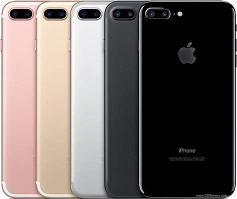 Apple Iphone 7 Plus by Apple Iphone 7 Plus Pictures Official Photos