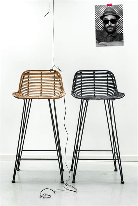 rattan bar stools uk black rattan bar stool