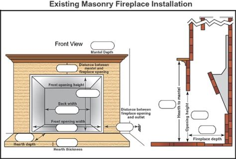 Installing Gas Insert Into Existing Fireplace by Gas Fireplace Install Fireplaces
