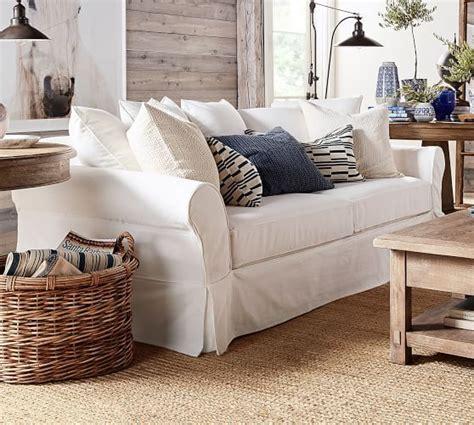 pottery barn comfort sofa slipcover pottery barn comfort roll sofa slipcover okaycreations