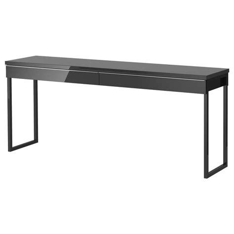 slim desk for bedroom besta burs narrow desk dimensions width 70 7 8