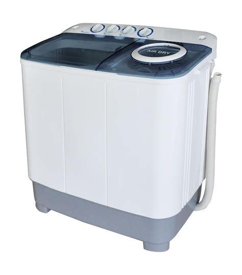 bathtub washing machine wansa gold twin tub washer 12 kg white blue wgtt