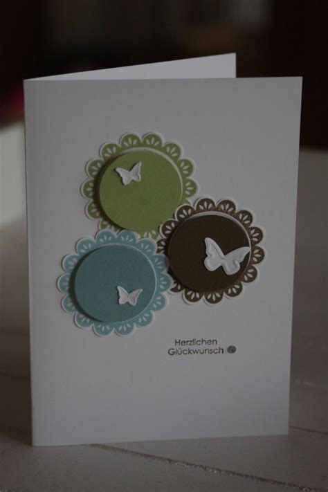 Paper Punches For Card - 1000 images about circles paper punch card ideas