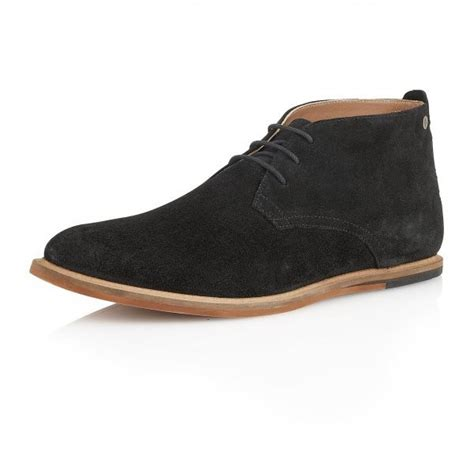 frank wright strachan s black suede boots free