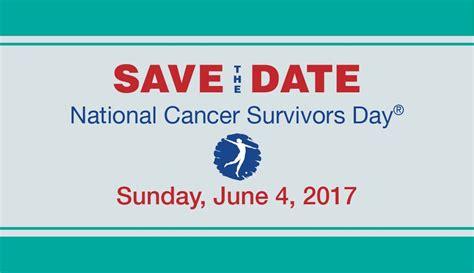 Calendar 2018 National Days Cancer Survivors Day 2017 National Awareness Days Events