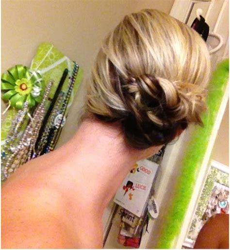 sanggul rambut pendek 10 gaya sanggul untuk rambut pendek