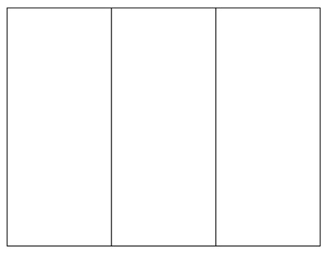 blank brochure templates blank brochure templates cyberuse