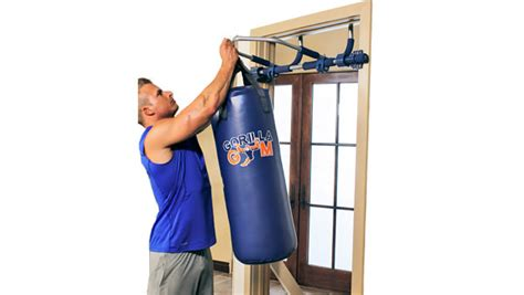 home fitness fight station for boxing workouts gorilla
