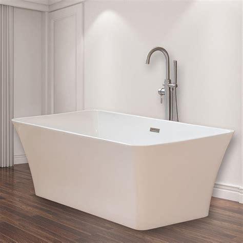 bathtub freestanding modern freestanding bathtubs modern peugen net