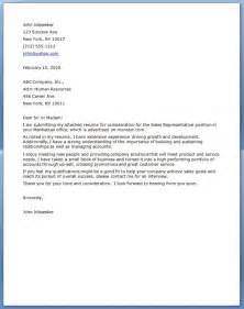 Cover Letter For Sales Resume Cover Letter Examples Sales Associate Resume Cover Letter