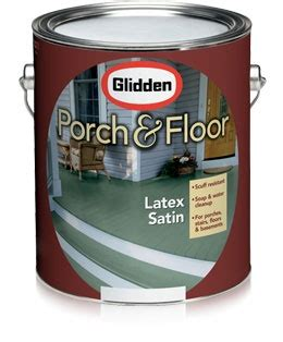glidden porch satin low maintenance paint this stuff is the bomb used it on concrete