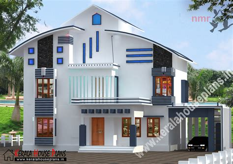 New Kerala House Plans by New Kerala House Plans