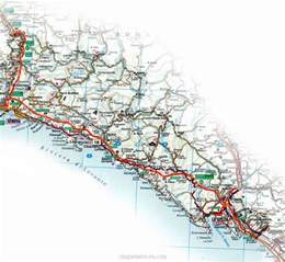 Cinque Terre Italy Map by Portofino And Cinque Terre Italy Map Book Covers