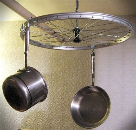 Cooking Pot Hangers 43 Awesome Upcyled Diy Gift Ideas
