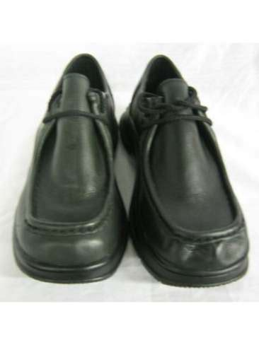 boys school black leather shoes county sports and schoolwear