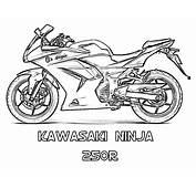 Ausmalbilder Kawasaki Zum Ausdrucken Kostenlos F&252r