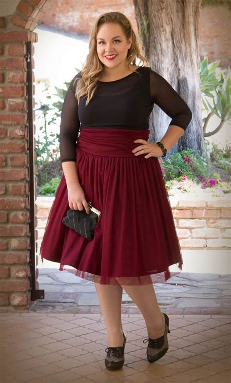 best dress to wear to a company christmas party plus size fashion tips glam radar