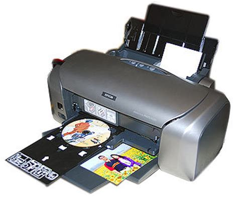 Erpon All Ht Cina Epson R230 Printer For Cd Card Sublimation Printing From