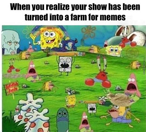 Meme Factory - you either die being a good show or you live long enough