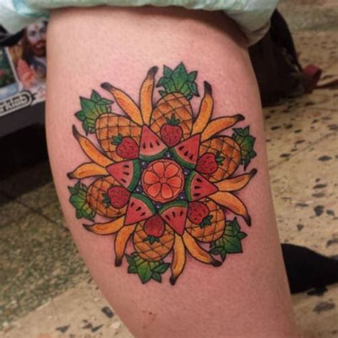 fruit tattoos 25 best ideas about fruit on random
