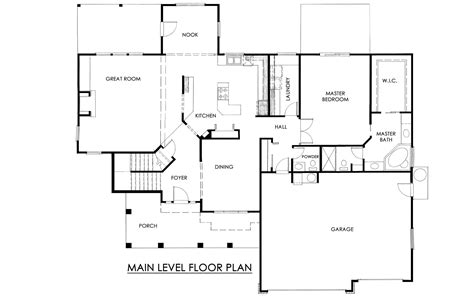 Tamarack Floor Plans the tamarack floorplan by amyx signature homes amyx